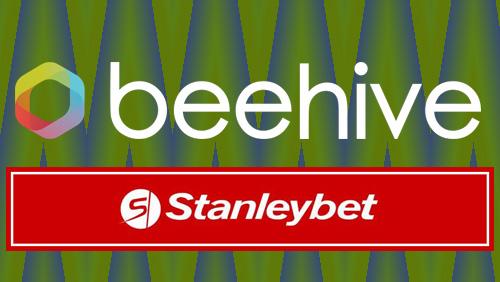 Beehive strikes Stanleybet deal