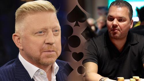 Boris Becker & Jan-Peter Jachtmann join Partypoker