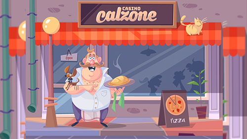 Calvin launches new online casino – Casino Calzone