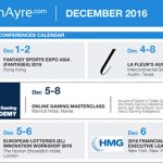 CalvinAyre.com featured conferences and events: December 2016