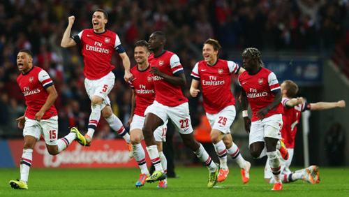 Champions League Round of 16 Draw: Arsenal face Bayern Munich