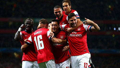 Champions League Week 6 Review: Arsenal go Through as Group Winners