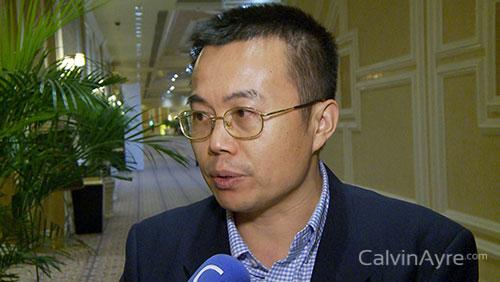 Changbin Wang on Macau VIP Rooms