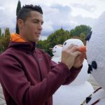 Cristiano Ronaldo and Dwyane Wade get into the festive spirit for Pokerstars #raiseit campaign