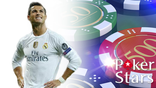 Cristiano Ronaldo helps push PokerStars.pt popularity; #RaiseIt Christmas campaign is a turkey