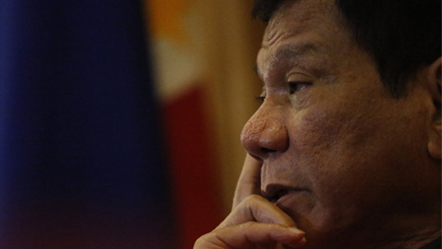 Duterte changes mind, wants 'all online gambling' shut down