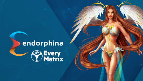 Endorphina slots games are now available through the EveryMatrix CasinoEngine platform