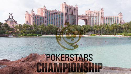 INAUGURAL POKERSTARS CHAMPIONSHIP KICKS OFF IN THE BAHAMAS NEXT WEEK
