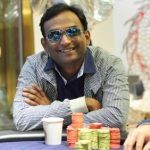 India's Praveen Dwarkanath heads the 48 survivors of Main Event Day 2