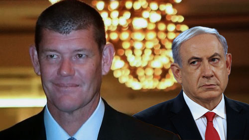 Israel probes James Packer over lavish gifts