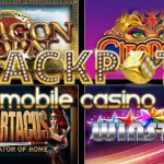Jackpot Mobile Casino announces the official releases of new games