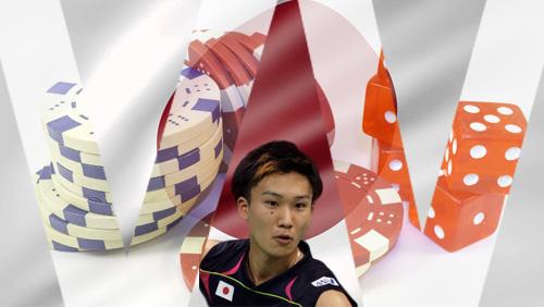 Japanese badminton star set for May return after gambling ban