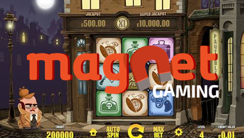 Magnet Gaming reveals new Inspector slot