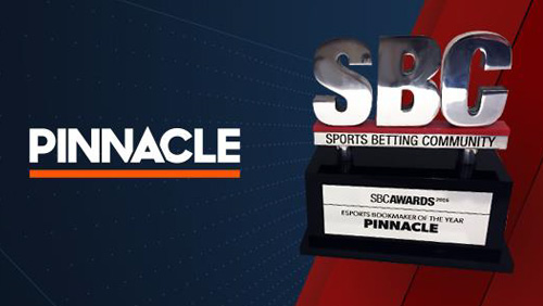 Pinnacle named eSports Operator of the Year at 2016 SBC Awards