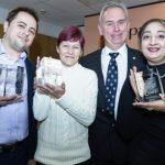 Praesepe reward 'Charity Champions'