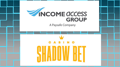 Shadow Bet Launches Affiliate Programme with Income Access