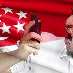 Singaporeans bombarded with online gambling SMS promos