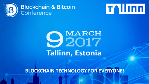 Tallinn will host the first large conference devoted to Blockchain and cryptocurrencies