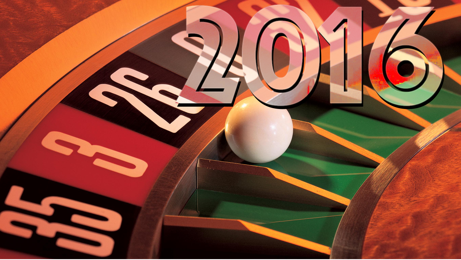 The top casino stories of 2016
