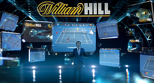 William Hill lose Australian Open courtside presence