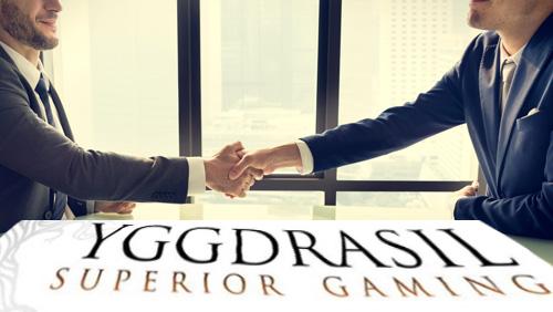 Yggdrasil agrees SuprNation deal