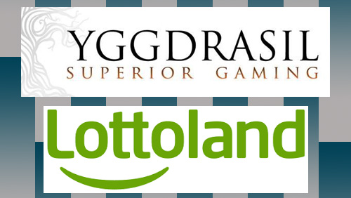 Yggdrasil partners with Lottoland