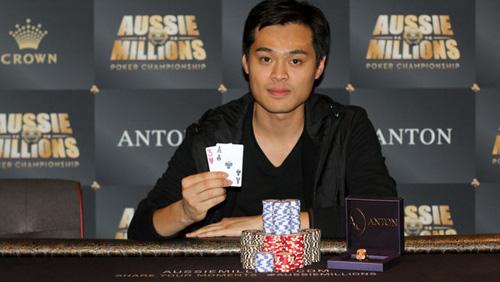 25,000 Challenge recap 2017 - Aussie Millions Poker Championship