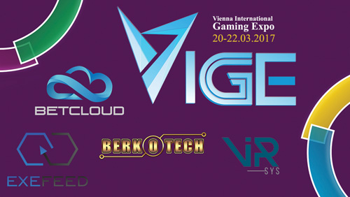 Betcloud, Exefeed, Berkotech and many regional companies are opting to exhibit at VIGE2017