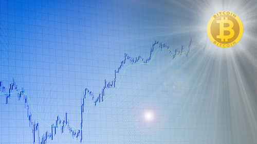 Bitcoin jumps above $1,000 in first day of 2017 trading