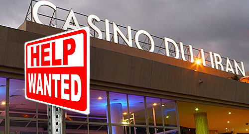 Casino du liban poker