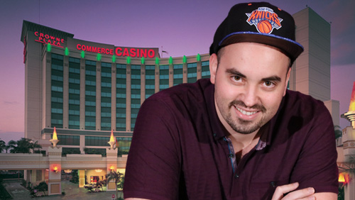 Commerce sponsors Card Player Player of the Year; Bryn Kenney takes early 2017 lead with PokerStars Championship $50k title