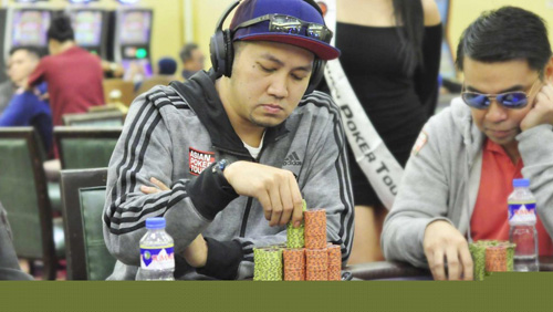 Day 3 ends with Filipino pro Czardy Rivera leading the final 8 players