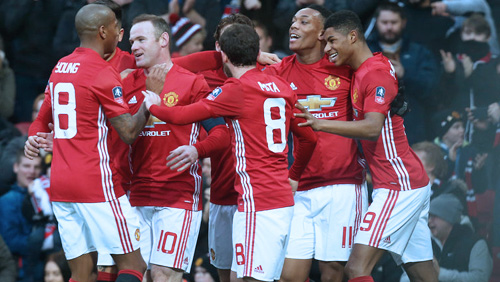 EFL Review: Man Utd extends winning run to nine games