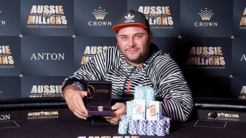 Event Seventeen - Recap 2017 Aussie Millions Poker Championship