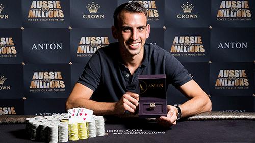 Event sixteen - recap 2017 Aussie Millions Poker Championship