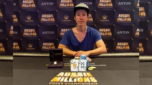 Event three recap – 2017 Aussie Millions Poker Championship