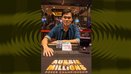 Event two recap – 2017 Aussie Millions Poker Championship