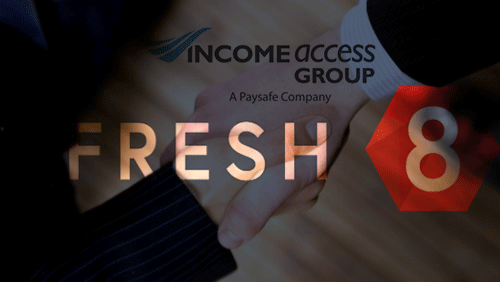 Fresh8 Gaming Partners with Paysafe's Income Access