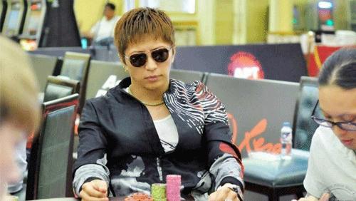 GACKT rules Main Event Day 1A; Hung Sheng Lin wins Head Hunter event