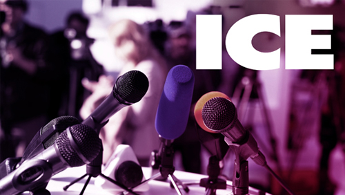 Gaming media to support ICE in record numbers