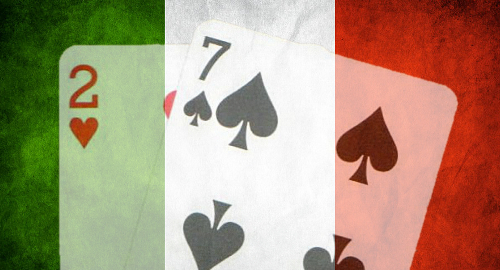 Italy 2016: online casino and sports betting good, poker bad