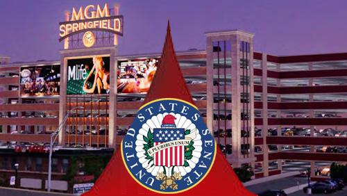 Legality of $300M Connecticut casino project splits Senate
