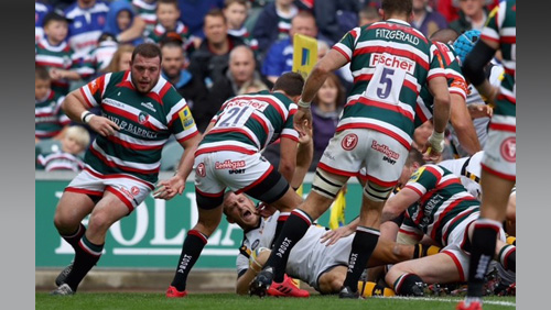 Will LEOVEGAS.COM ANNOUNCES LEICESTER TIGERS PARTNERSHIP