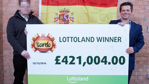 Lottoland reveals two major UK wins