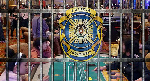 Macau's gaming-related crime growth rate slows in 2016