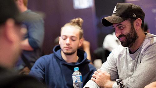 Main event day 1c - recap 2017 Aussie Millions Poker Championship