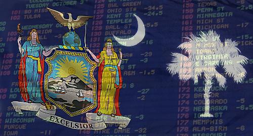 new-york-south-carolina-sports-betting-legislation