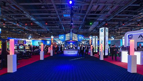 NOVOMATIC presents the 360° gaming experience at ICE