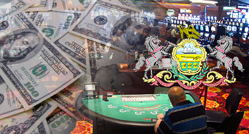 Pennsylvania casinos set another annual revenue record