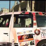 Spot the LeoVegas.com red cab & win £1,000
